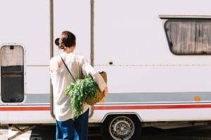 cocinar en autocaravana