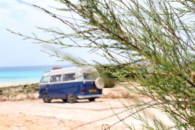 camper portugal playa