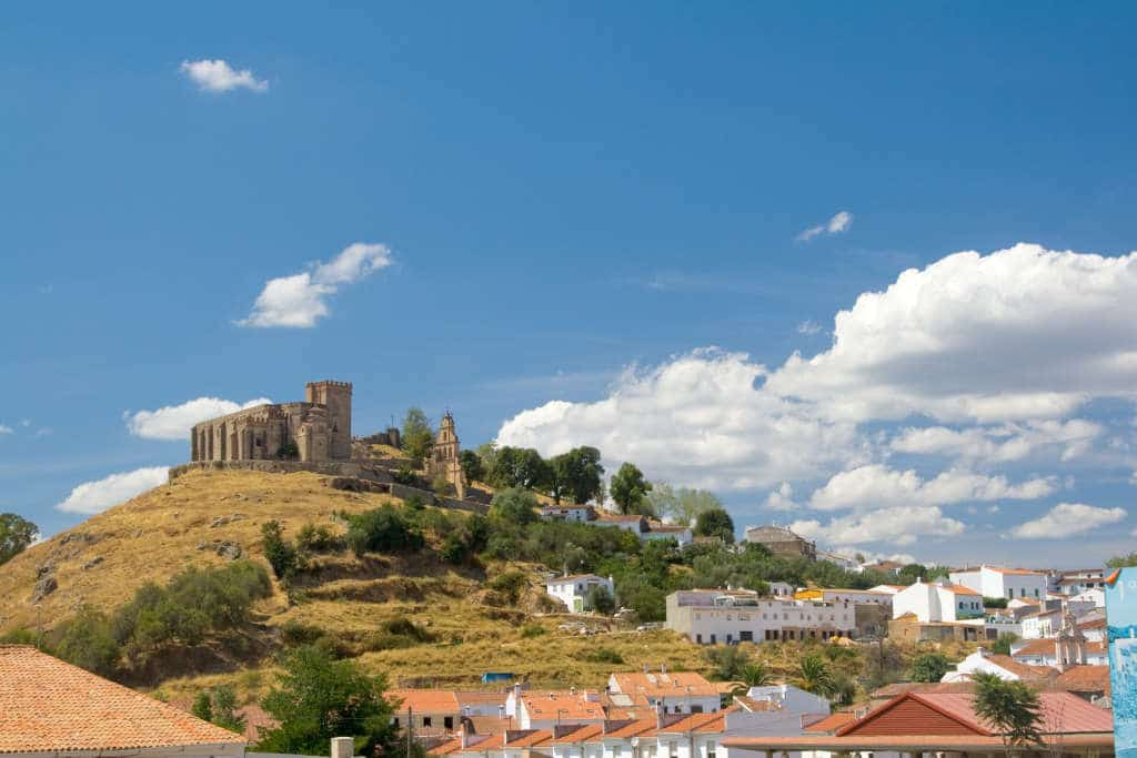 aracena castillo