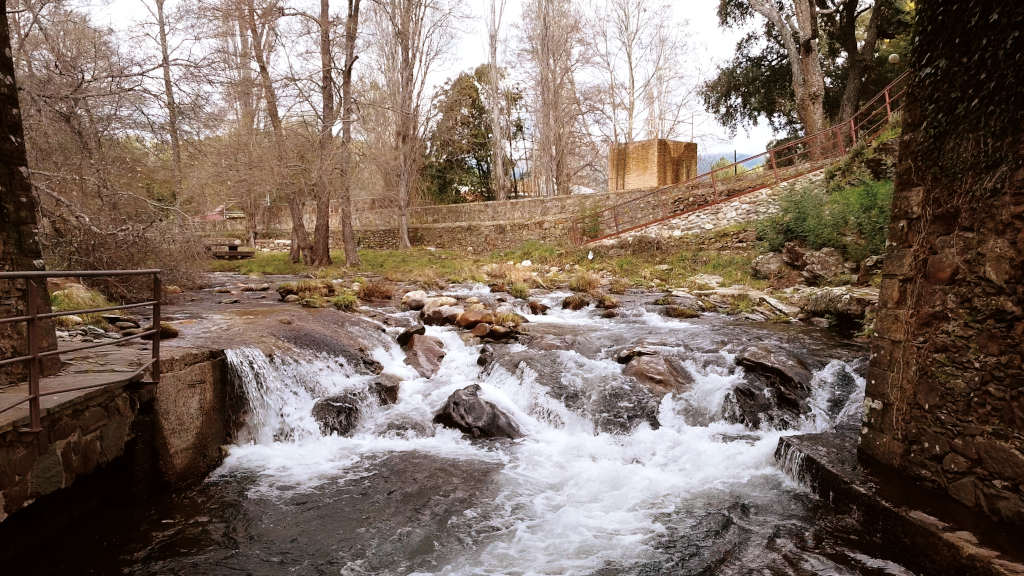 rio sierra de gata